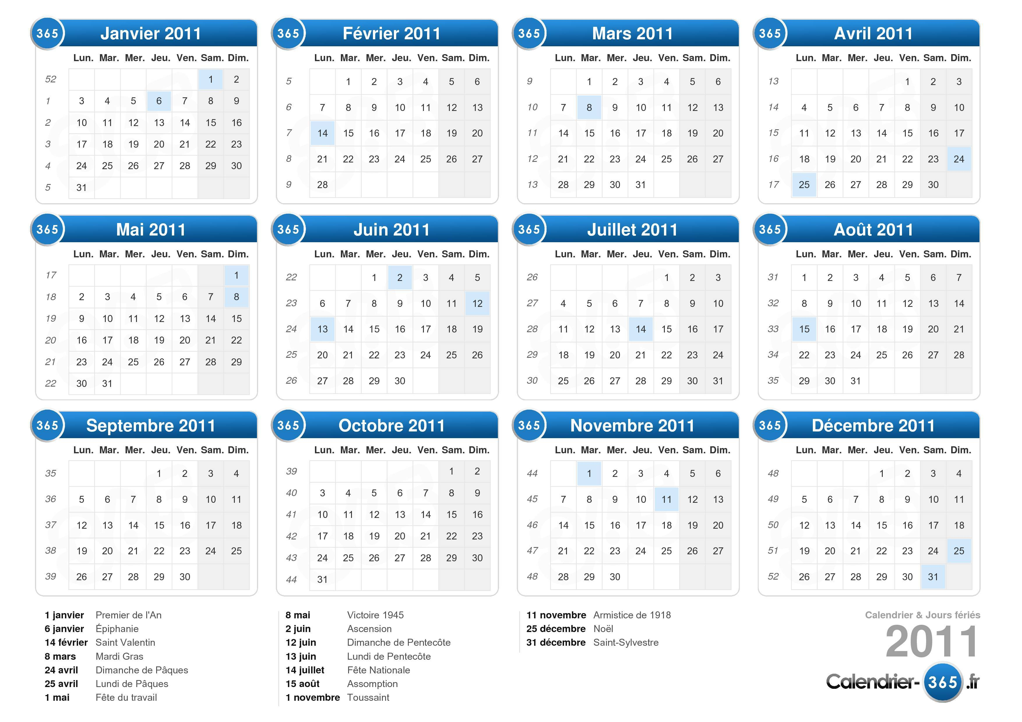 Calendrier Decembre 2011 Related Keywords & Suggestions - Calendrier ...