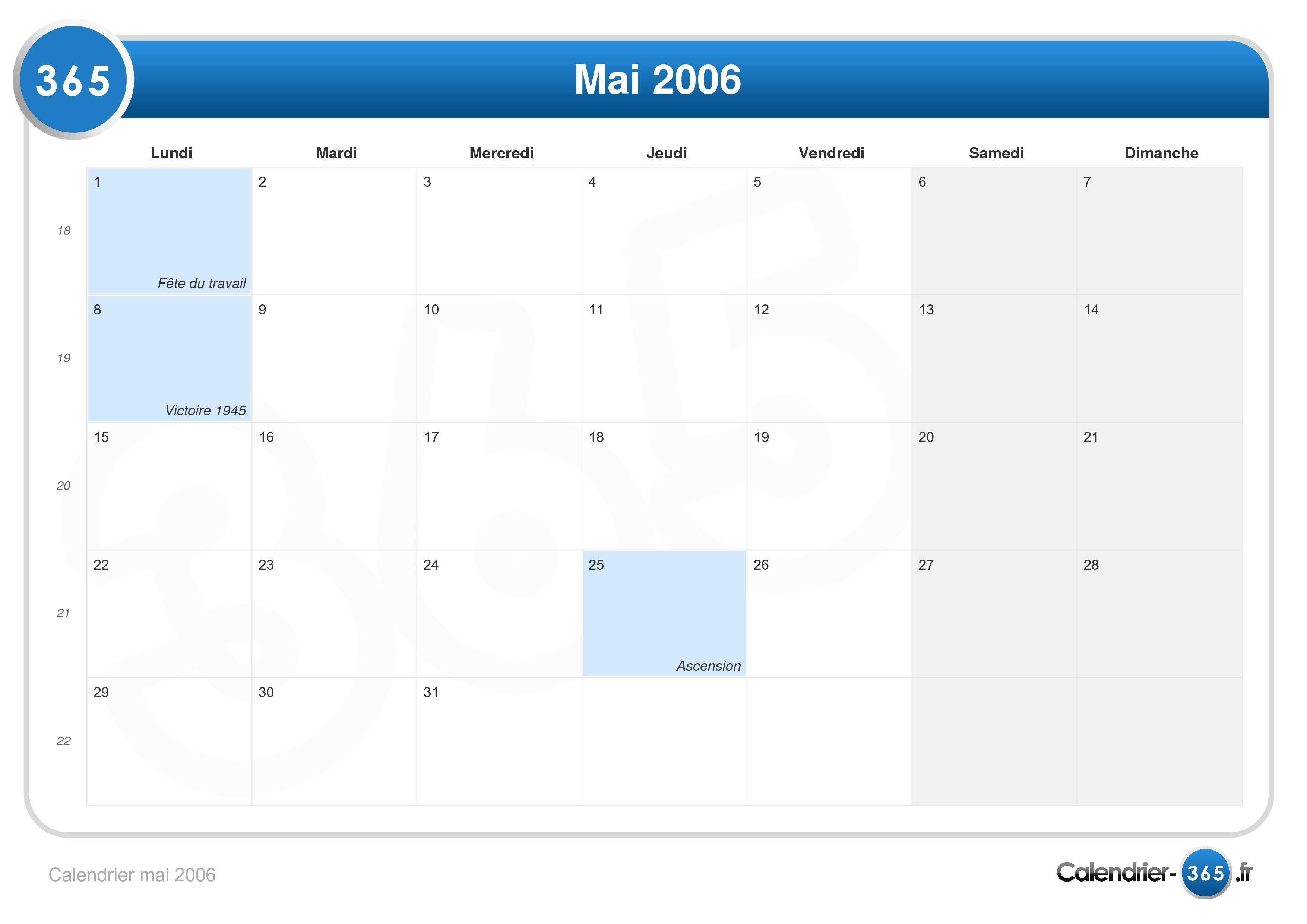Calendrier Mars 2006 | New Calendar Template Site